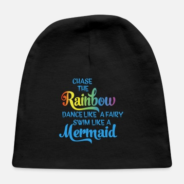 Chasing Rainbows Chase the Rainbow - Baby Cap