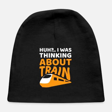 Training Train train fan - Baby Cap