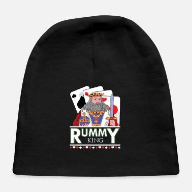 Rummy Rummy King Gin TwoPlayer Card Game French Cards - Baby Cap
