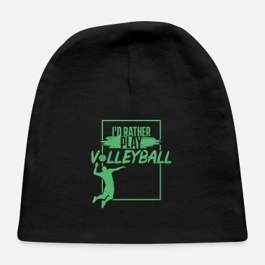 Volleyball Player Volleyball Player - Baby Cap