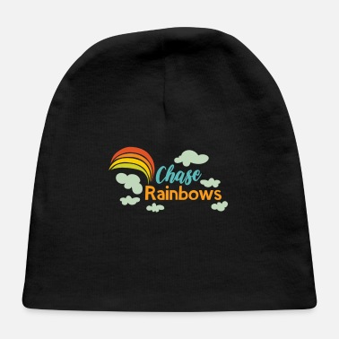 Chasing Rainbows Rainbow Chase Rainbows - Baby Cap