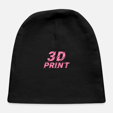 Hobby cAD Printing Printer 3D Print Model - Baby Cap