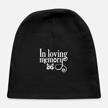 Memorial In Memory Of In Loving Memory - Baby Cap