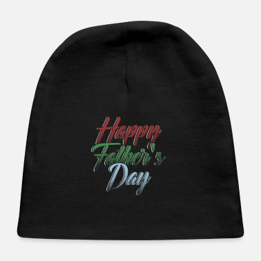 Father To Be Happy Fathers Day Fathers Day Father To Be Gift - Baby Cap