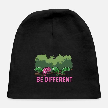 Different Be different - Baby Cap