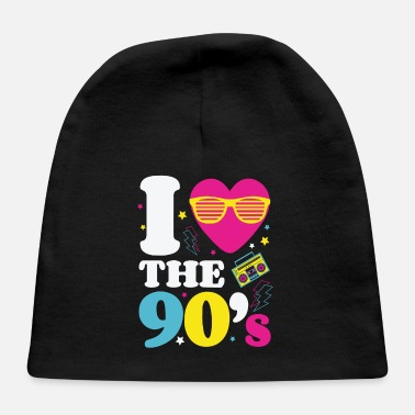 90 90s 90s 90s Fashion 90s Music 90s Party - Baby Cap
