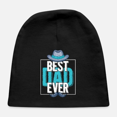 Father To Be Best Dad Ever Papa Father Daddy Father´s Day - Baby Cap