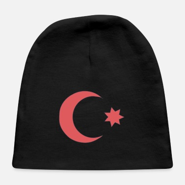 Ottoman Empire - Country Flag - Sultan Dynasty - Baby Cap