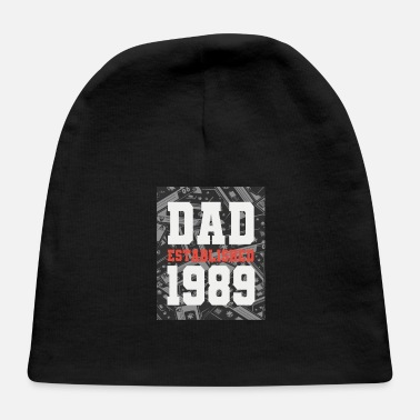 Established Dad Established 1989 - Baby Cap