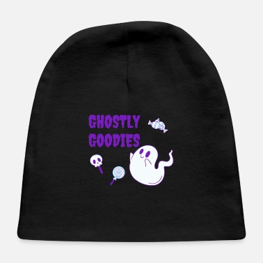 Ghostly Ghostly Goodies - Baby Cap