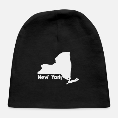 New York State Flag New York State - Baby Cap