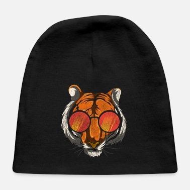 Cat Of Prey Tiger big cat children - Baby Cap