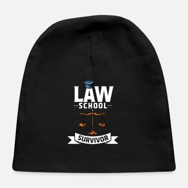Law Law Law Student Law Gift Law Study Uni - Baby Cap