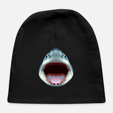 Great White Shark Great white shark - Baby Cap