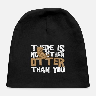 Self-confidence Otter Animal Self-confidence - Baby Cap