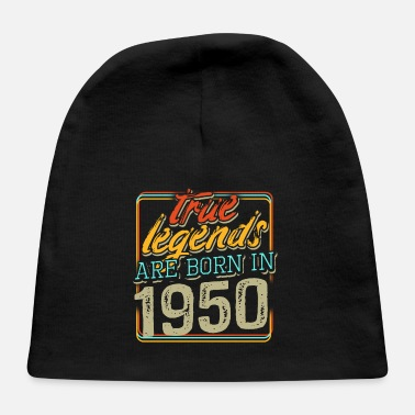 Bursdag 1950 Year Of Birth Born In Present Bursdag - Baby Cap