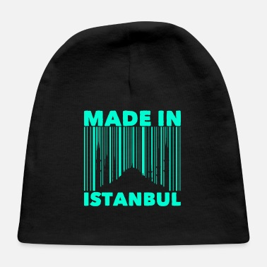 Half Moon Istanbul City Travel Turkey - Baby Cap