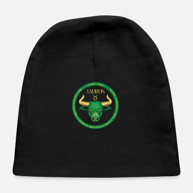 Divination Cool Taurus Zodiac Sign Horoscope Birthday - Baby Cap