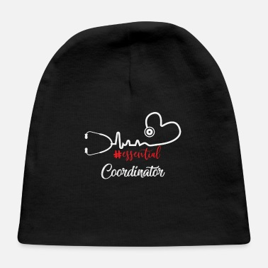 Jewelry Essential Coordinator Heartbeat Gift For Nursehear - Baby Cap