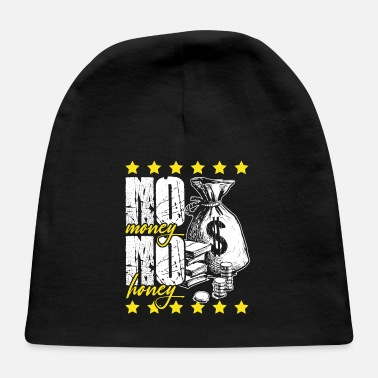 Euro no money no woman - Baby Cap