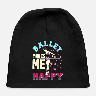Performance Gift idea for a Ballet dancer and a ballerina - Baby Cap