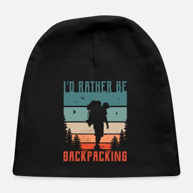 Backpacking Backpacking Gifts for a Backpacker - Baby Cap