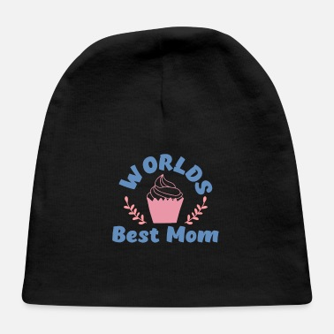 Dance Worlds Best Mom - Baby Cap