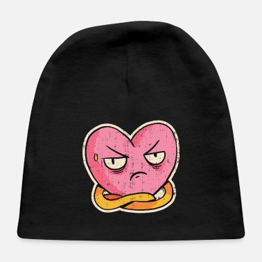 Ghastly Disgusted Heart - Baby Cap