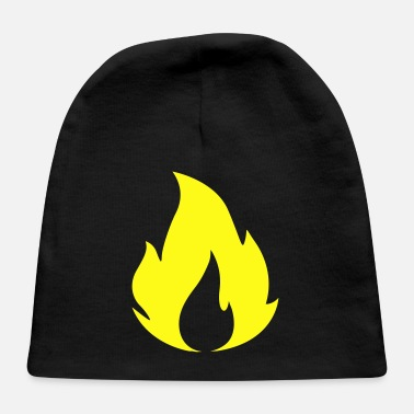 Flame flame - Baby Cap