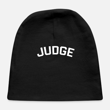 Trier Simple Judge T Shirt - Baby Cap