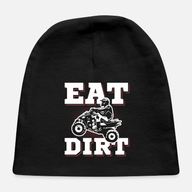 Stuntman eat dirt quad racer - Baby Cap