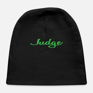 Trier judge - Baby Cap