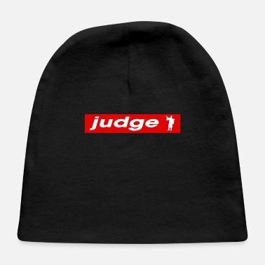 Trier Amazing Judge Tee Shirt Design - Baby Cap
