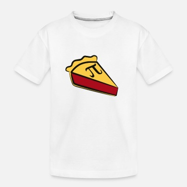 Pi Pi for Pie - Toddler Organic T-Shirt
