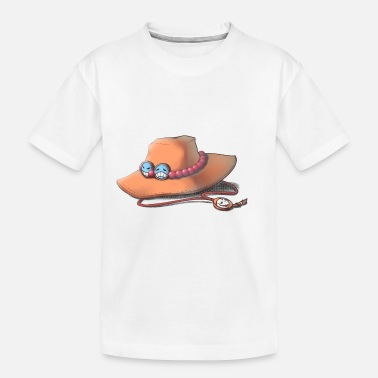 Piece One Piece - Ace Hat - Toddler Organic T-Shirt