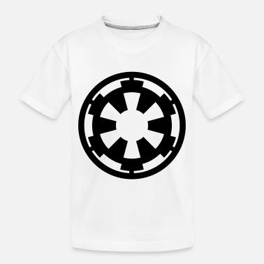 Galactic Empire - Toddler Organic T-Shirt
