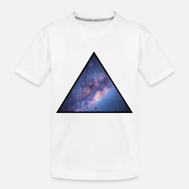 Milky Way Milky Way, Astronomy - Toddler Organic T-Shirt