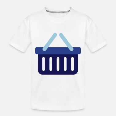 Basket Basket - Toddler Organic T-Shirt