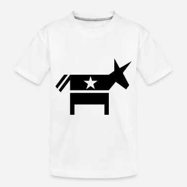 Democrat Democrat - Toddler Organic T-Shirt