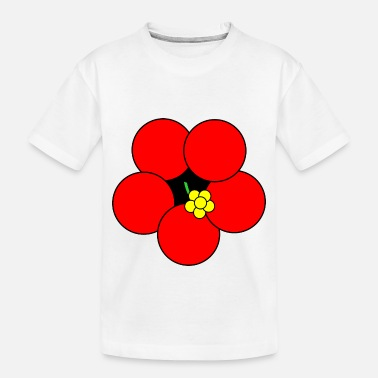 Poppy Bloom - Toddler Organic T-Shirt