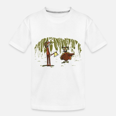 Over Over there - Toddler Organic T-Shirt