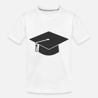 Convocation Minimliast Graduation Hat - Toddler Organic T-Shirt