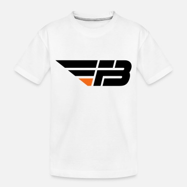 Factor B FBL Black Orange no na - Toddler Organic T-Shirt