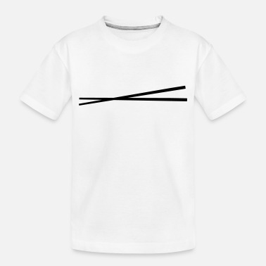 Chopsticks chopsticks - Toddler Organic T-Shirt