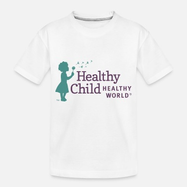 Healthy Healthy - Toddler Organic T-Shirt