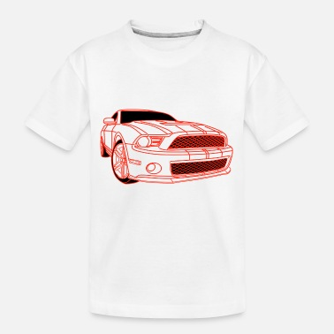Renner Car,Renner,Sportscar,Vehicle,V8 ✔ - Toddler Organic T-Shirt