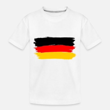 Flag Of Germany flag of germany - Toddler Organic T-Shirt