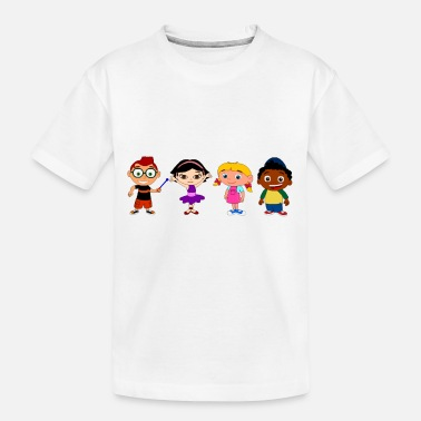 Little Little Einsteins - Toddler Organic T-Shirt