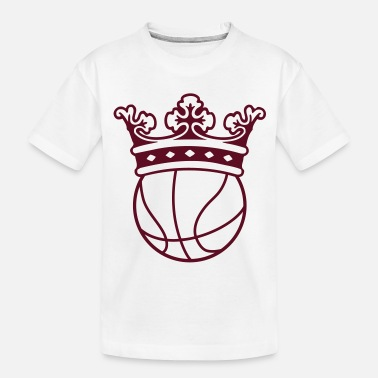 Basketball - Best Game Ever Basketball Crown - Toddler Organic T-Shirt