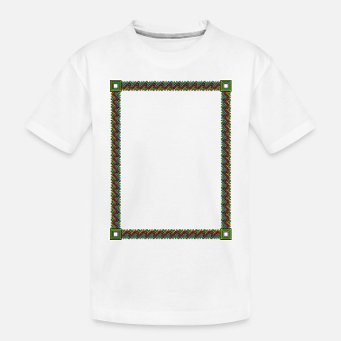 Fuzzy Fuzzy ZigZags - Toddler Organic T-Shirt